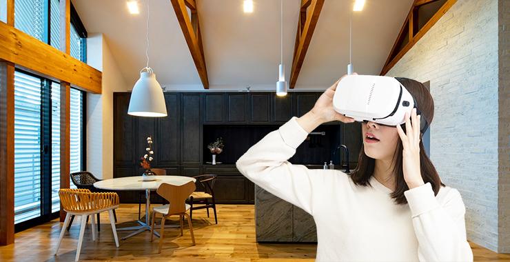 VRモデルハウス見学会